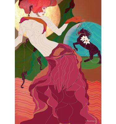 LadyMoone_JoannaPavelescu_poster